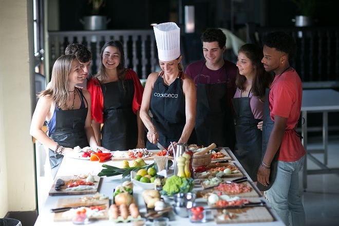 Cookiteca - Cooking Classes, Barcelona, Spain