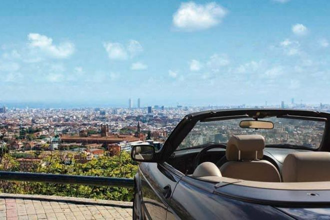 Coolvertible - Barcelona Tours in a Convertible, Barcelona, Spain