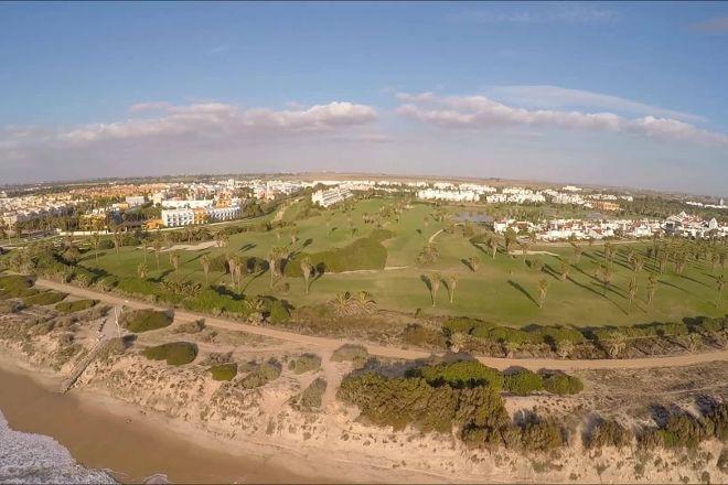 Costa Ballena Ocean Golf Club, Cadiz, Spain
