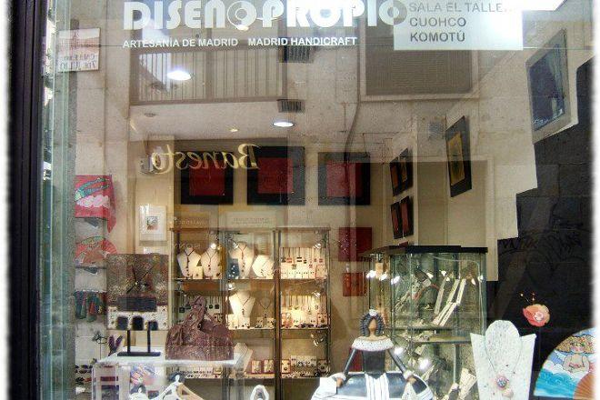 Diseno Propio. Artesania., Madrid, Spain