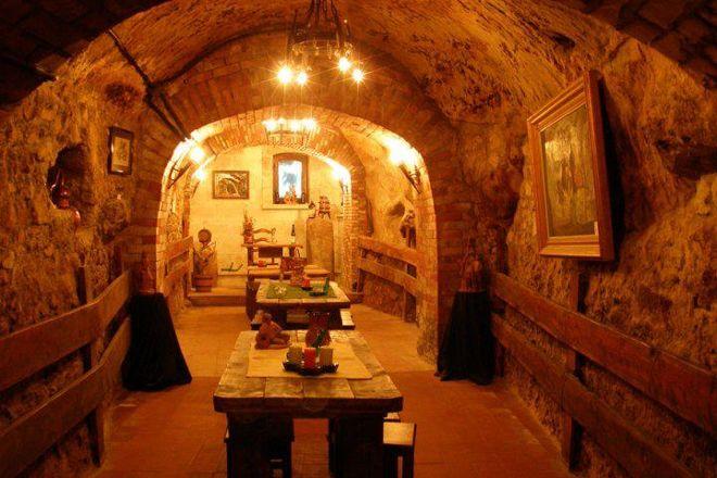 Don Carlos Bodega Historica, Aranda de Duero, Spain