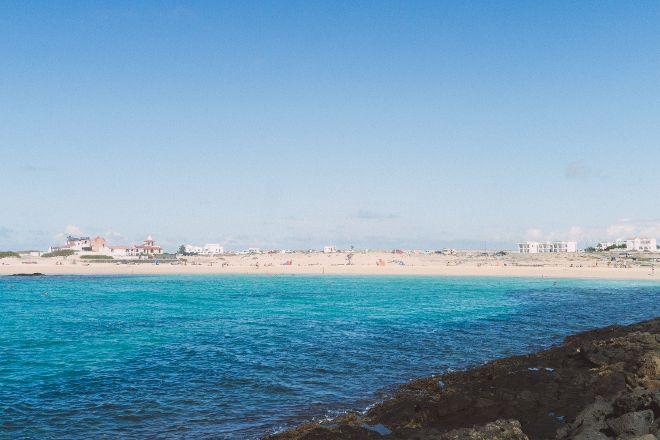 El Cotillo Beach & Lagoons, El Cotillo, Spain