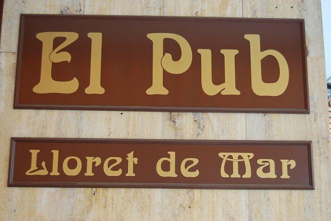 El Pub Lloret, Lloret de Mar, Spain
