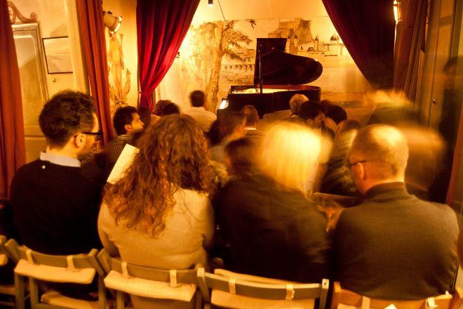 El Teatre mes Petit del Mon, Barcelona, Spain