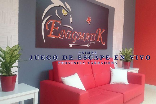Enigmatik Games, Reus, Spain