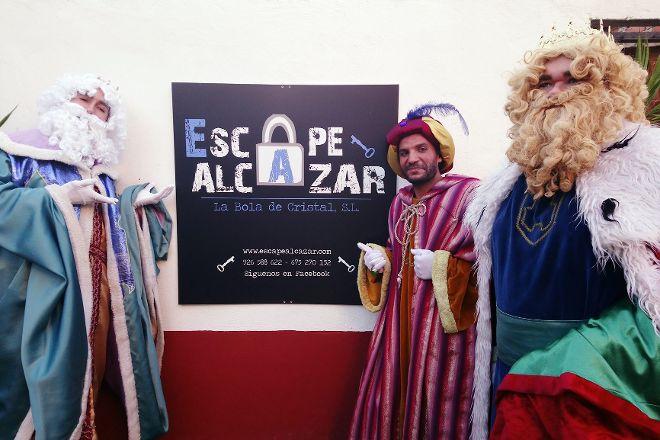 Escape Alcazar, Alcazar de San Juan, Spain