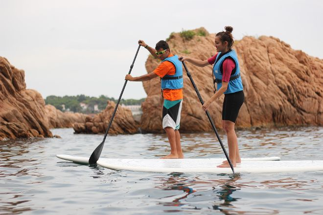 Escola de Vela i Kayak Sant Pol, Sant Feliu de Guixols, Spain