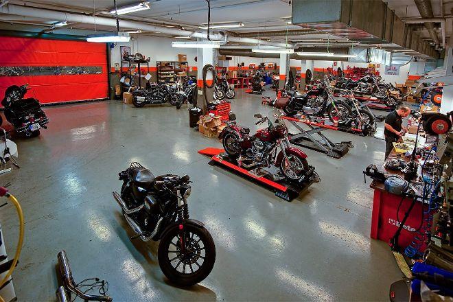 Espacio Harley-Davidson Bcn, Barcelona, Spain