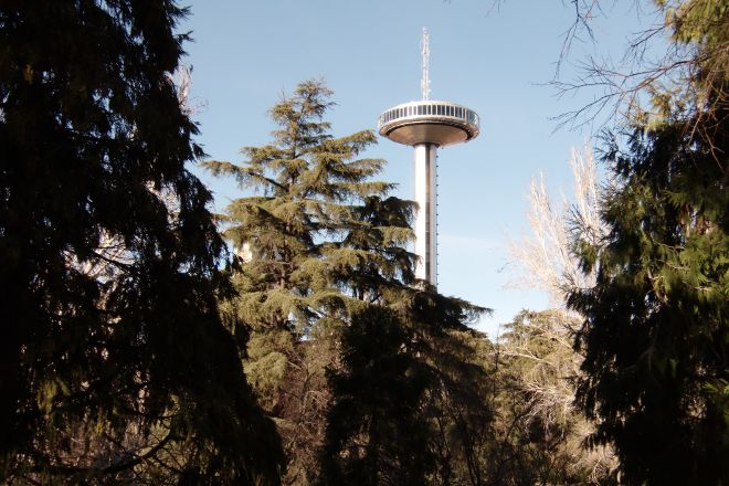 Faro de Moncloa, Madrid, Spain