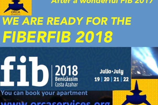 Festival International Benicassim, Benicasim, Spain