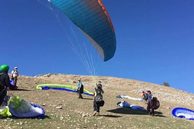 FlySpain Paragliding Centre, Algodonales, Spain