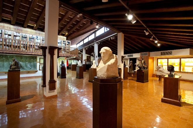 Frederic Mares Museum (Museu Frederic Mares), Barcelona, Spain