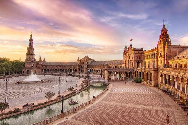 Fundacion Mezquita de Sevilla, Seville, Spain