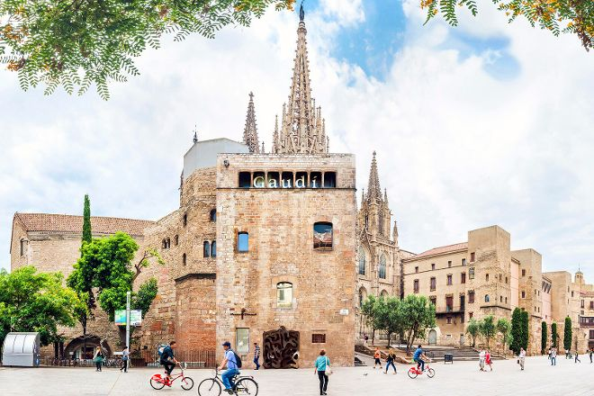 Gaudi Exhibition Center, Barcelona, Spain