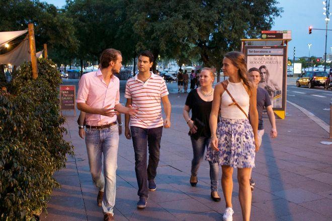 Gids in Barcelona, Barcelona, Spain