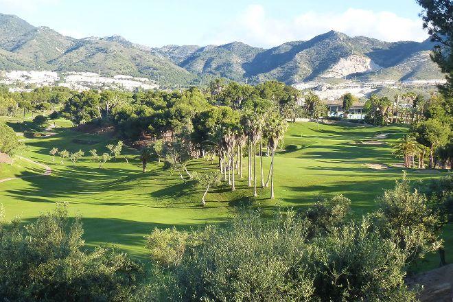 Golf Torrequebrada, Benalmadena, Spain