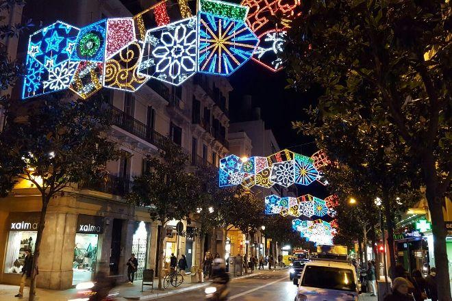 Gran de Gracia, Barcelona, Spain