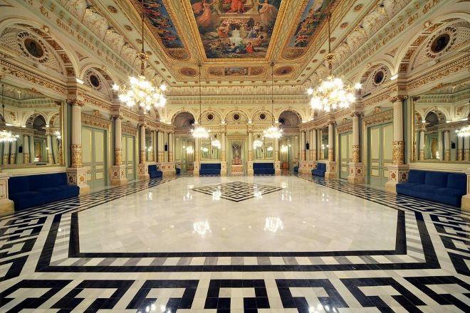 Gran Teatre del Liceu, Barcelona, Spain