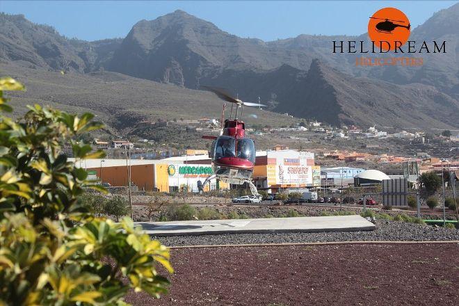 Helidream Helicopters, Adeje, Spain