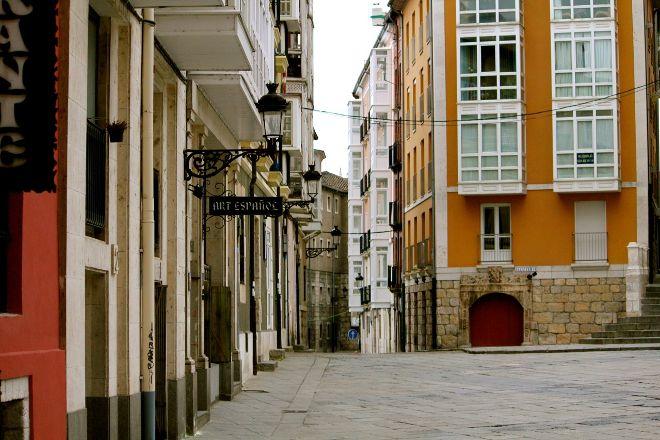 Historic Center of Burgos, Burgos, Spain