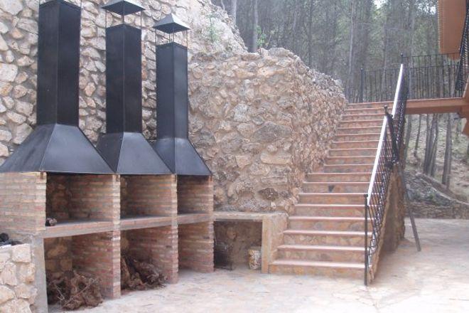 Hoz del rio Jucar, Alcala del Jucar, Spain