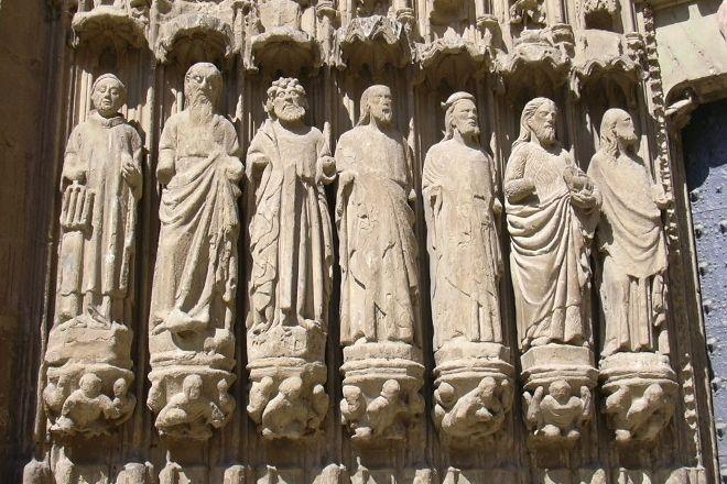 Huesca Cathedral, Huesca, Spain