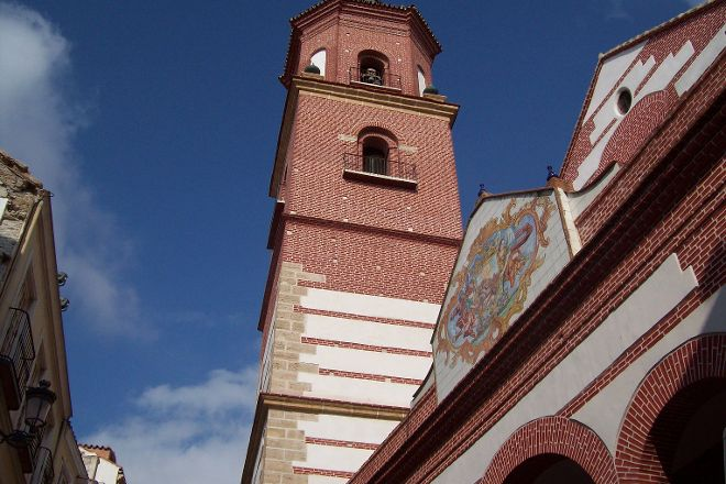 Iglesia de Los Martires, Malaga, Spain