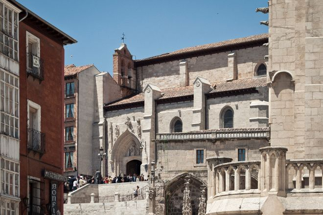 Iglesia de San Nicolas de Bari, Burgos, Spain
