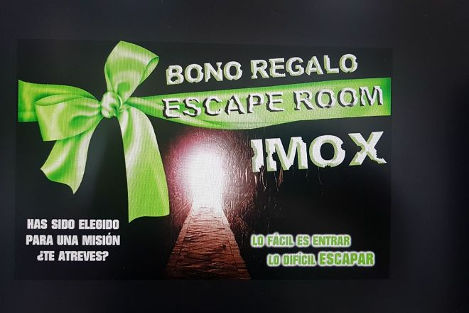 IMOX Escape Room, Avila, Spain