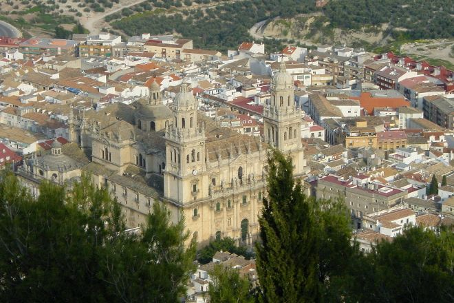 Jaén Cathedral, Jaen, Spain