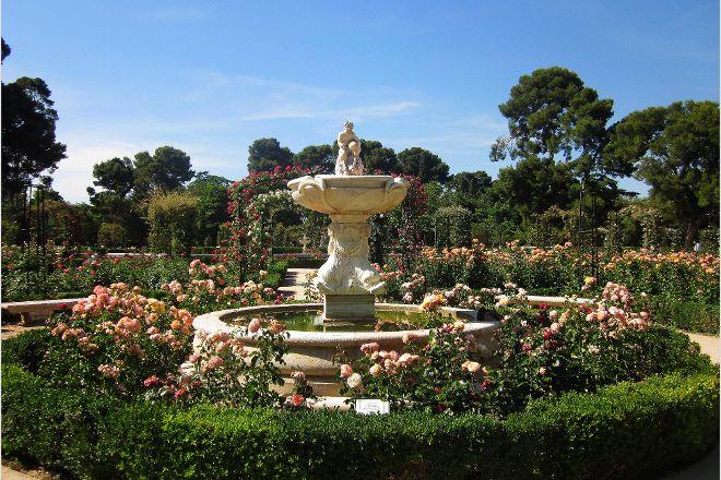 Jardines de la Rosaleda, Madrid, Spain