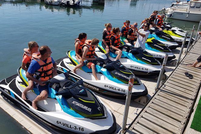 Jet Ski Tours, Cambrils, Spain
