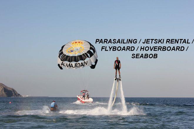 Jet Watersports, Fuengirola, Spain