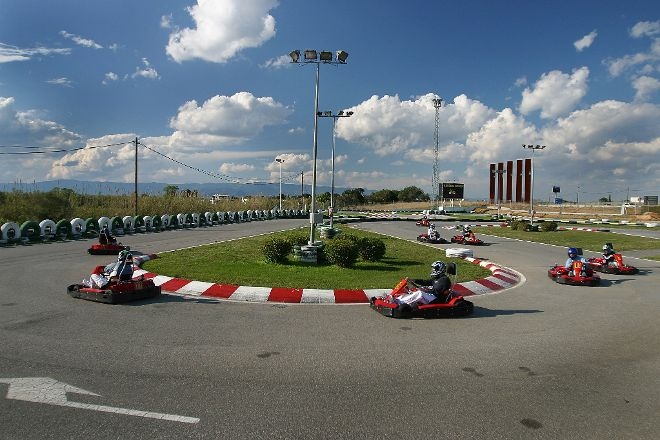 Karting Salou, Salou, Spain
