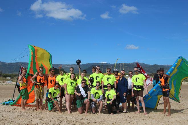 Kiteboarding Club Tarifa, Tarifa, Spain