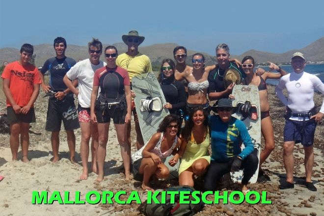 Kitesurfing Club Mallorca, Alcudia, Spain