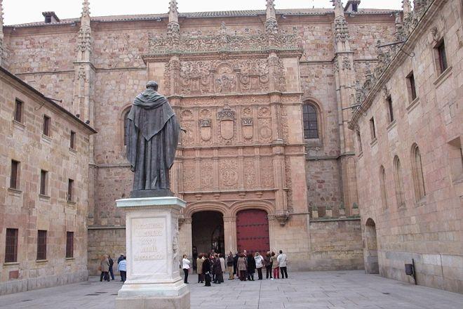 La Rana de Salamanca, Salamanca, Spain