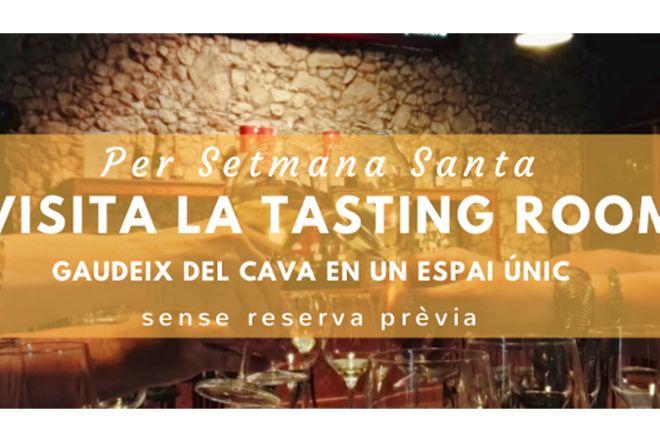 La Tasting Room de Cal Feru, Sant Sadurni d'Anoia, Spain