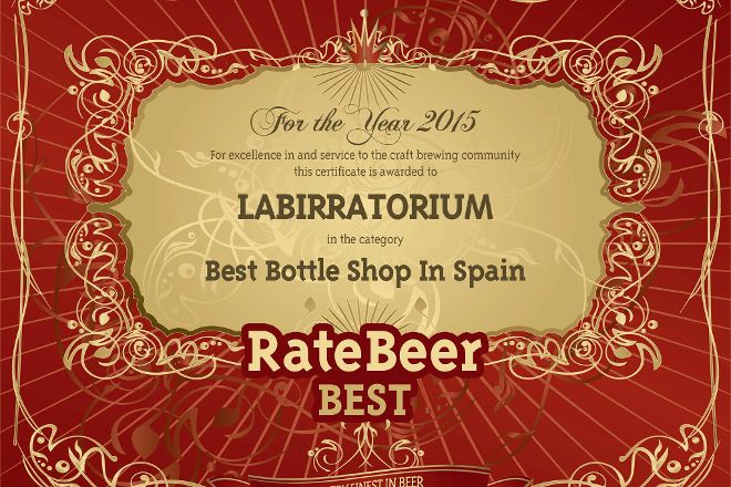 Labirratorium Espacio Cervecero, Madrid, Spain