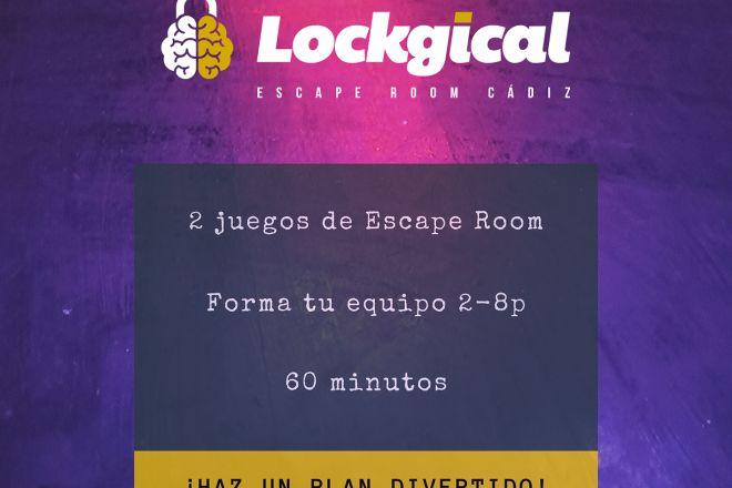 Lockgical - Escape Room Cádiz, Cadiz, Spain