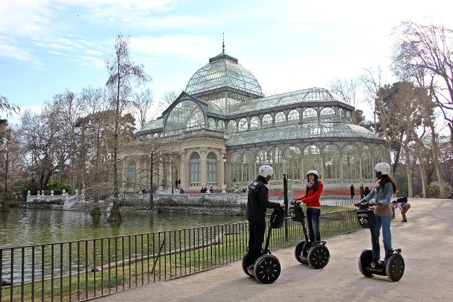 Madrid Segway Tour, Madrid, Spain