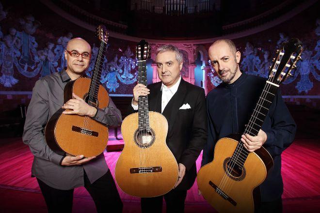 Maestros de la Guitarra, Barcelona, Spain