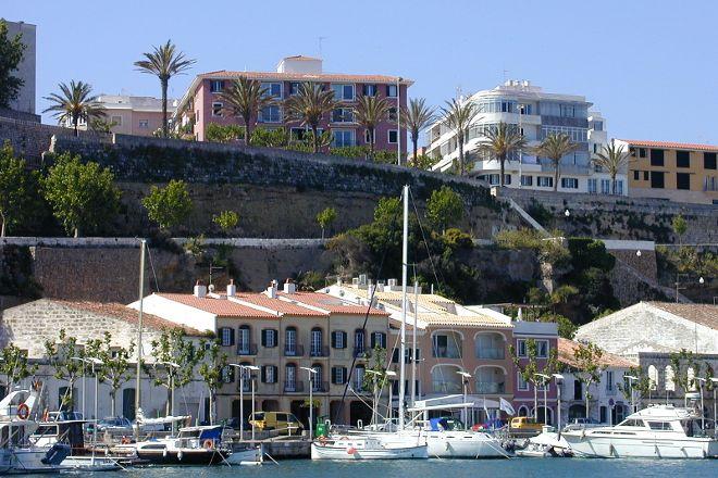 Puerto Mahon, Mahon, Spain