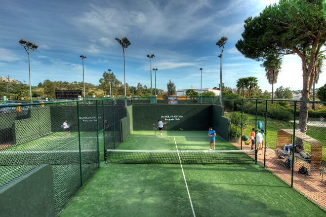 Manolo Santana Racquets Club, Marbella, Spain