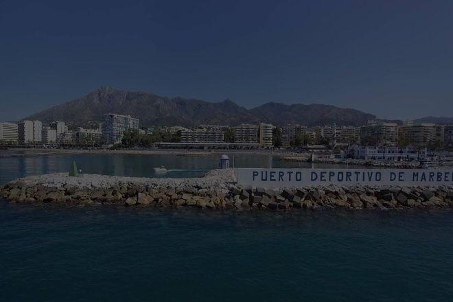 Marbella Sports Boat, Marbella, Spain
