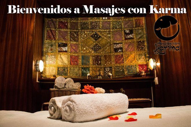 Masajes con Karma, Seville, Spain