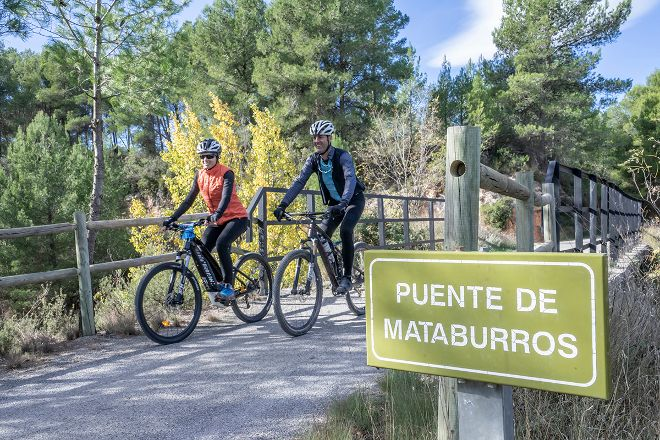 Mediterranean Bike Tours, Torres Torres, Spain