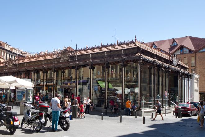Mercado San Miguel, Madrid, Spain