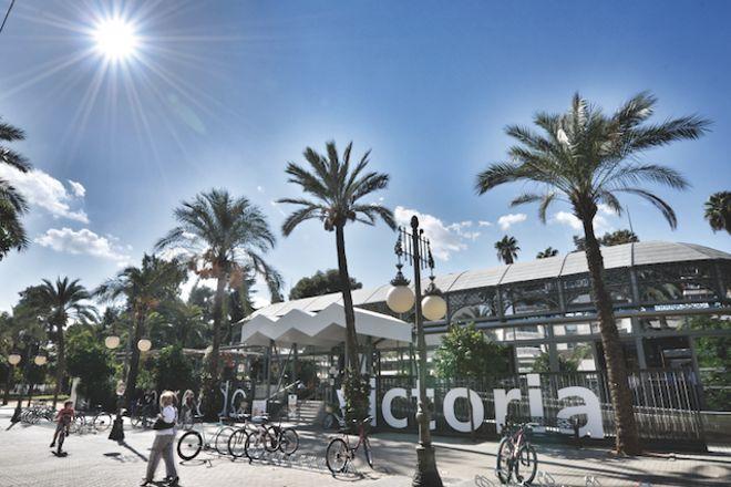 Mercado Victoria, Cordoba, Spain