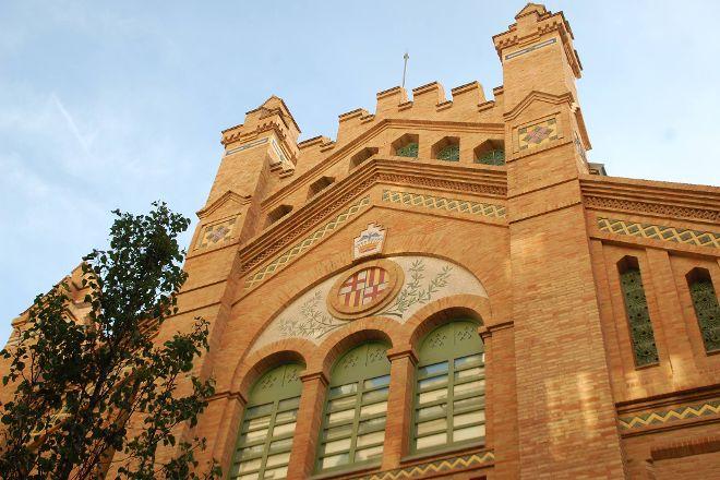 Mercat de Sants, Barcelona, Spain